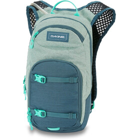 Dakine Session 8L Backpack Women grey/blue
